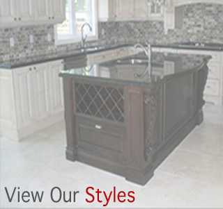 kitchens styles toronto
